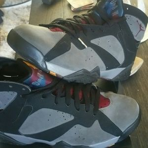 "AIR JORDAN RETRO 7 ""BORDEAUX"" 2011"